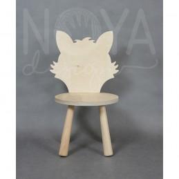 Krzesełko lis ANATOL sklejka