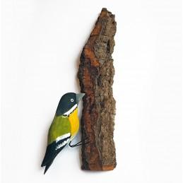 Ptaszek na korze SIKORKA