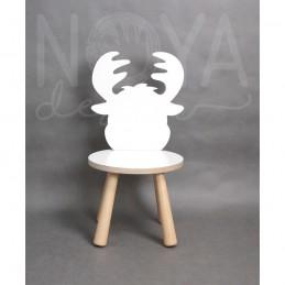 Krzesełko łoś LEOŚ eko sklejka